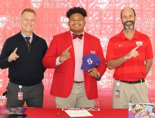 Two-Sport Scholar-Athlete Eli Carter '20 to Continue Track and Field Career at Stephen F. Austin University
