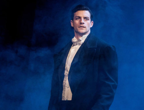 #TBT Grand Houston Homecoming for Jordan Craig '07 | National Tour Debut in 'Phantom of the Opera'