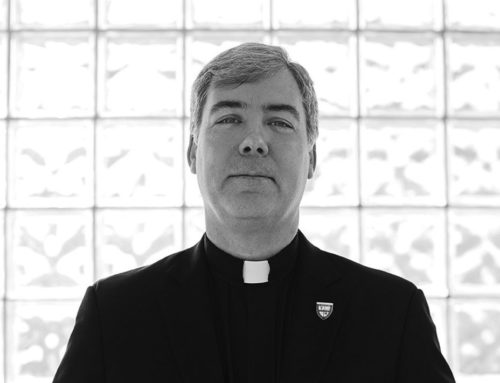 Summer Message from President Father James Murphy, CSB