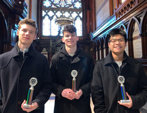 Eagle Scholars Champion Forensics, Quiz Bowl, Social Justice and Choir