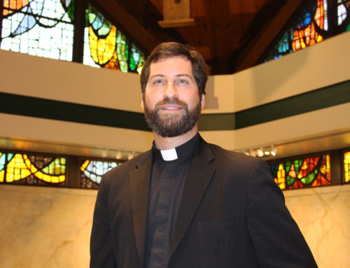 Fr. Clark Sample '01 | Continuing God's Call as Pastor at St. Thomas More Catholic Church