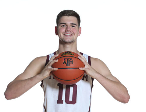 Everett Vaughn '18 | Unheralded But Invaluable Role for Texas A&M Basketball