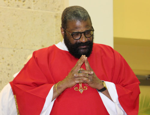 St. Thomas Community Mourns Loss of Deacon Leonard Paul Lockett