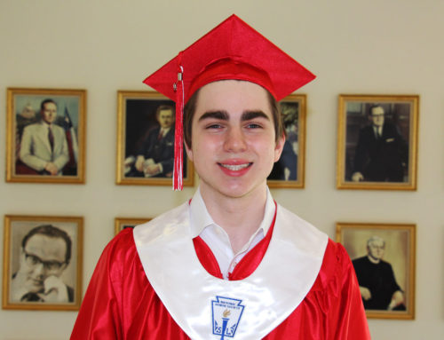 Senior Stories | Douglas Beirne '20 | The Value of Family and Brotherhood