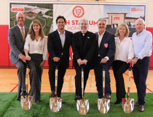 Batter Up || Groundbreaking for New Fr. Wilson Field Latest Enhancement to Joplin Campus Redevelopment