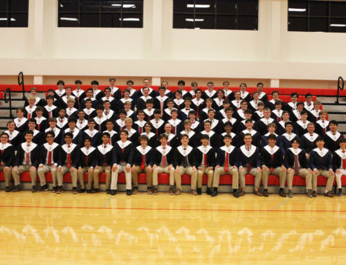 Best In Class || St. Thomas Celebrates Champion Scholars Earning National Honor Society Acclaim